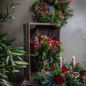 Rogue Christmas Bouquet Collection
