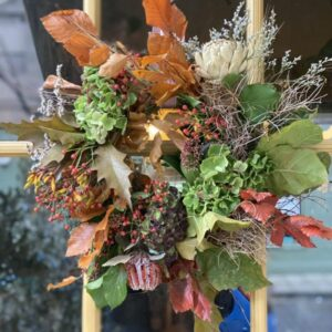 Wreaths & Dried Flowers